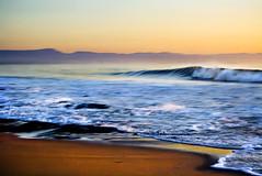 sunrise pastel (laatideon) Tags: sea blur sunrise 50mm surf waves blended slowshutter f22 jeffreysbay 113sec laatideon deonlategan