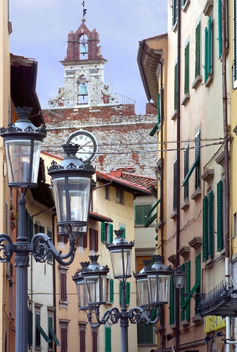 Scorcio di Via Firenzuola - Prato