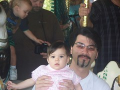 Daddy and Roxy (domagtoy_family_fun) Tags: isabel roxy stryker lowryparkzoo