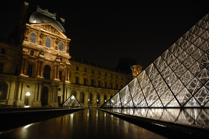 The Louvre Museum :: Click for Previous