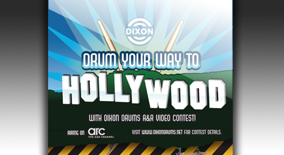 Dixon Drums Contest