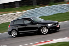 130i (Denniske) Tags: en france speed de 1 movement action bmw series panning circuit 130 sideways diff drifting drift croix differential cornering 130i sper e87 ternois