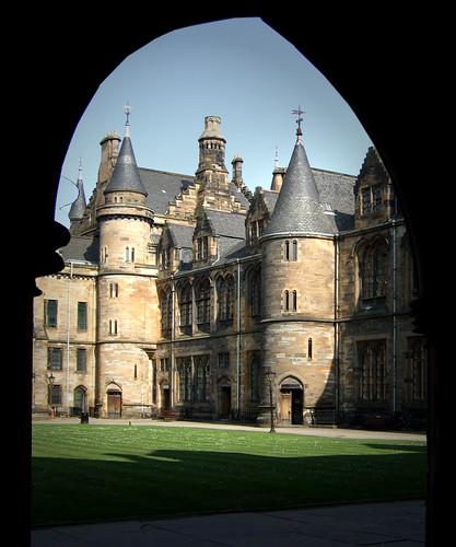 Glasgow university2 16Apr09