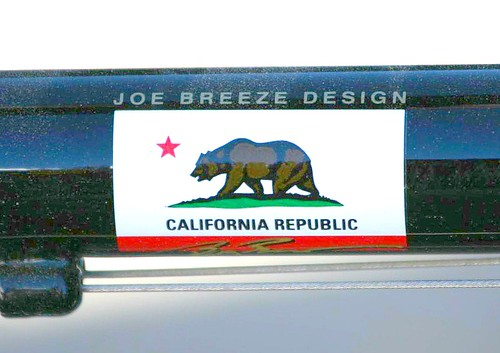 Joe Breeze Design California Republic