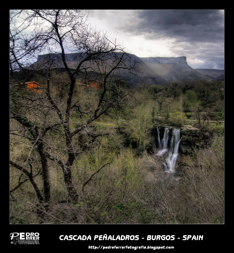 Cascada Peñaladros - Monte Angulo - Burgos