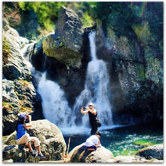 The Family That Flickrs Together, Stays Forever! (Ronaldo F Cabuhat) Tags: travel vacation water canon photography waterfalls bashbishfalls topshots canoneosdigitalrebelxti cabuhat thefamilythatflickrstogetherstaysforever