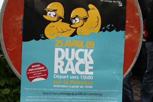 Duck Race 2009