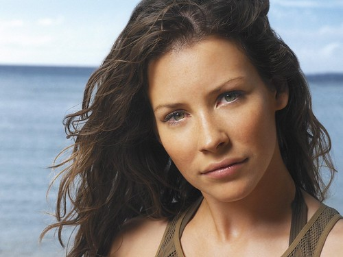 *Evangeline Lilly as Kate (114)