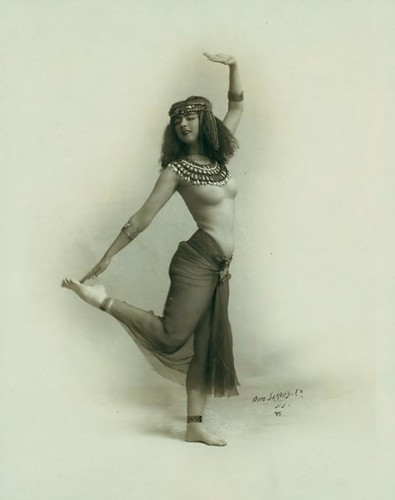 Ruth St. Denis, Egyptian dance