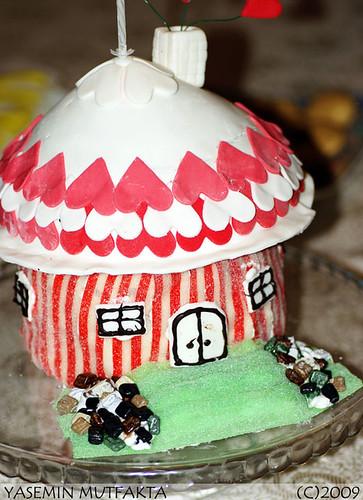 Aşk Evi Pastası