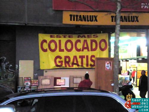 Colocón de Titanlux Gratis