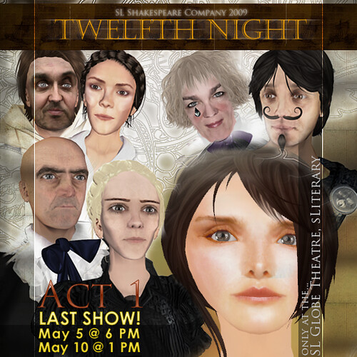 OEP1 Twelfth Night Act 1 LAST SHOW