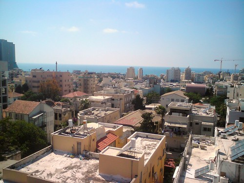 Tel Aviv - A view to the sea