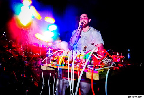 Dan Deacon Ensemble @ 9:30 Club