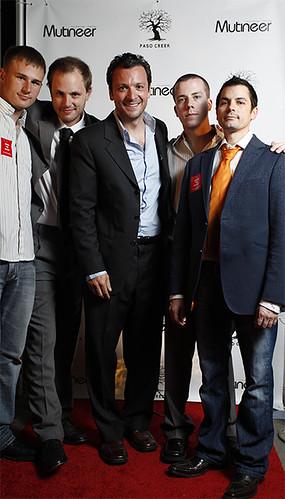Brian, Alan, Zane, Jeff, JJ