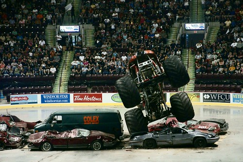 Monster Spectacular @ the WFCU Centre