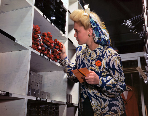 1942 inglewood cali plant