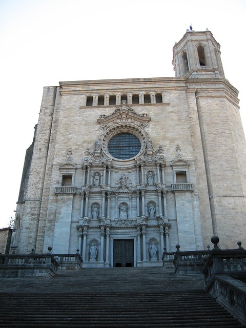 Catedral de Girona, Spain