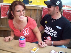 103_1404 (bruce98driver) Tags: ohio party 3 hot sexy beer three tits shots indy mini skirt racing clevage short wife shorts 500 carrie jello cleavage oaks 2009 tiffin stineys robenalt