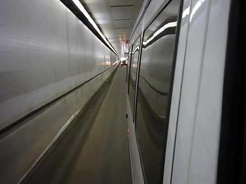 The Johnson Tunnel in Colorado