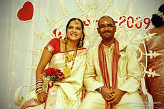 Indian Engagement (sathyan.ram) Tags: wedding ladies love asian temple happy groom bride hall engagement nikon women couple colorful indian south traditional joy ceremony happiness jewellery blessing explore event malaysia accessories penang saree function vino accessory jewelleries d90 engagementphotography thiru flickrtoday vinothini nikond90 internationalflickrawards engagementpotraits thiruvarasu
