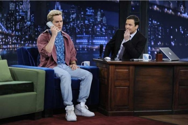 Zack Morris Jimmy Fallon
