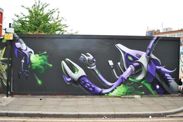 Meeting Of Styles - London '09