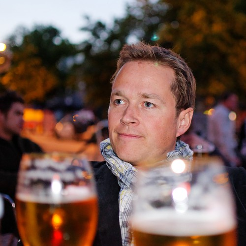 Jesper Among the Beers