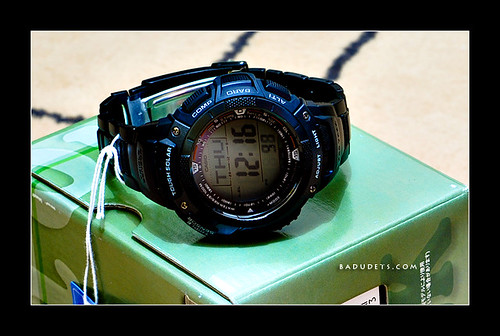 Jeffs Casio Protrek PRG 80