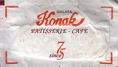 Galata Konak Cafe - Ön