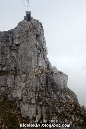 cable view of table mountain