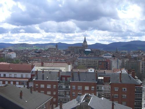 Vitoria y su catedral