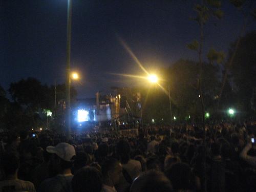 Caetano Veloso En Concierto de la Feria del Libro