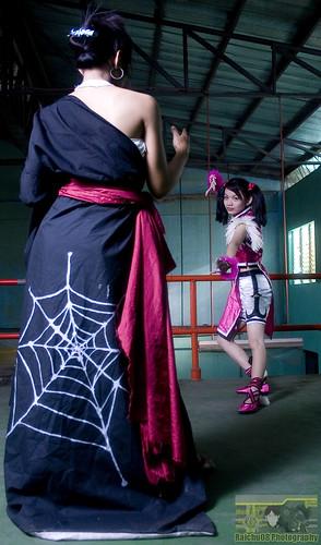Ling Xiaoyu vs Asuka Kazama