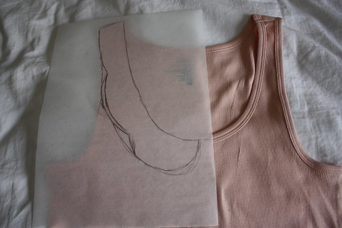 Step 2: Draw-in Desired Collar Shape