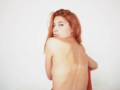 (Ana Cuba) Tags: portrait bed pentax maria 6x7