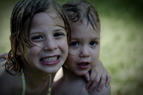 Jessica and Oliver