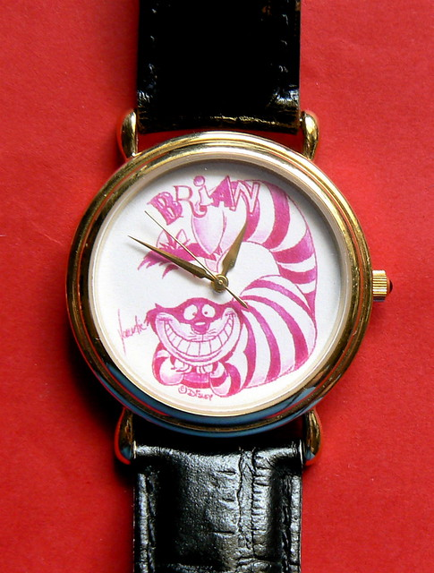 Watch – Brian's Cheshire Cat Watch