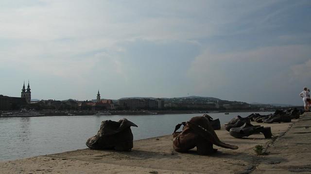Budapest le sponde del Danubio