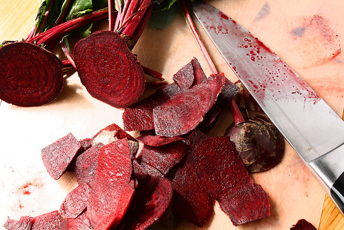 Beet with Almonds3
