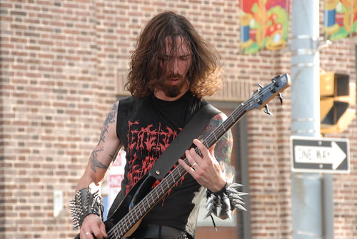 Nokturnel at Maryland Deathfest IX