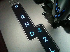 Automatic Gear Shift, Hyundai Elantra