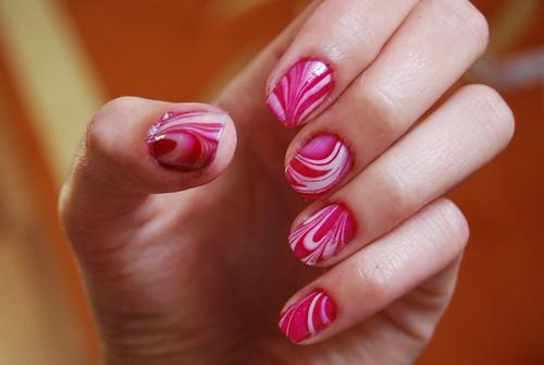 marble nail art-52