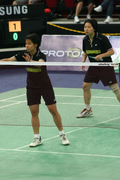 Chin Eei Hui & Wong Pei Tty