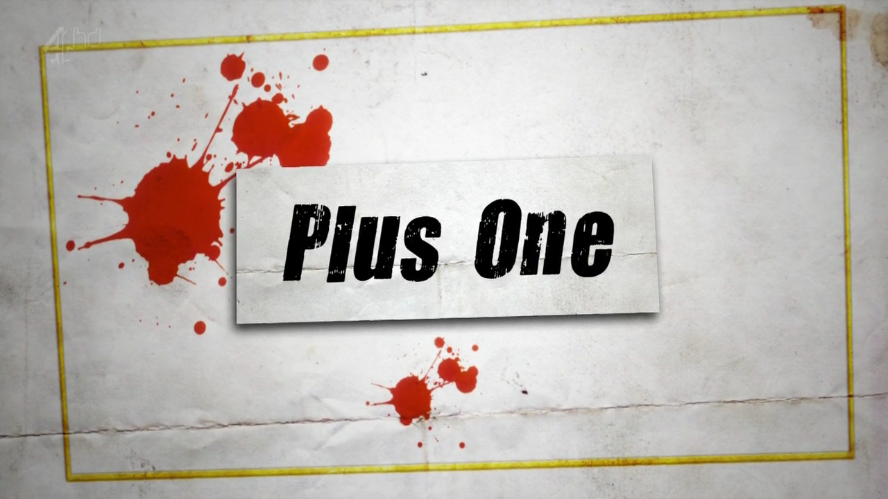 Plus One   S01E04 (30th January 2009) [HDTV 720p (x264)] preview 1