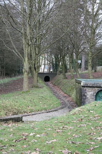 Model railway line