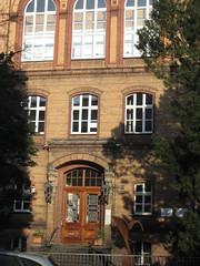 Haus am Kleistpark (Schockwellenreiter) Tags: schneberg architektur backstein photojoerg