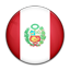 Flag of Peru PNG Icon