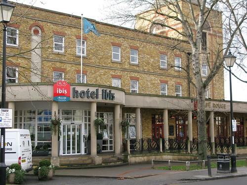 Hotel Ibis in Greenwich