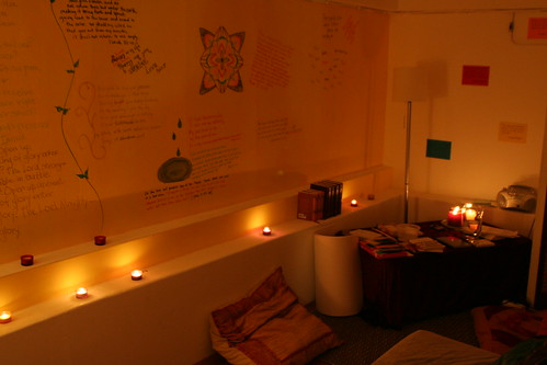 24-7 Prayer Room - Wide Angle